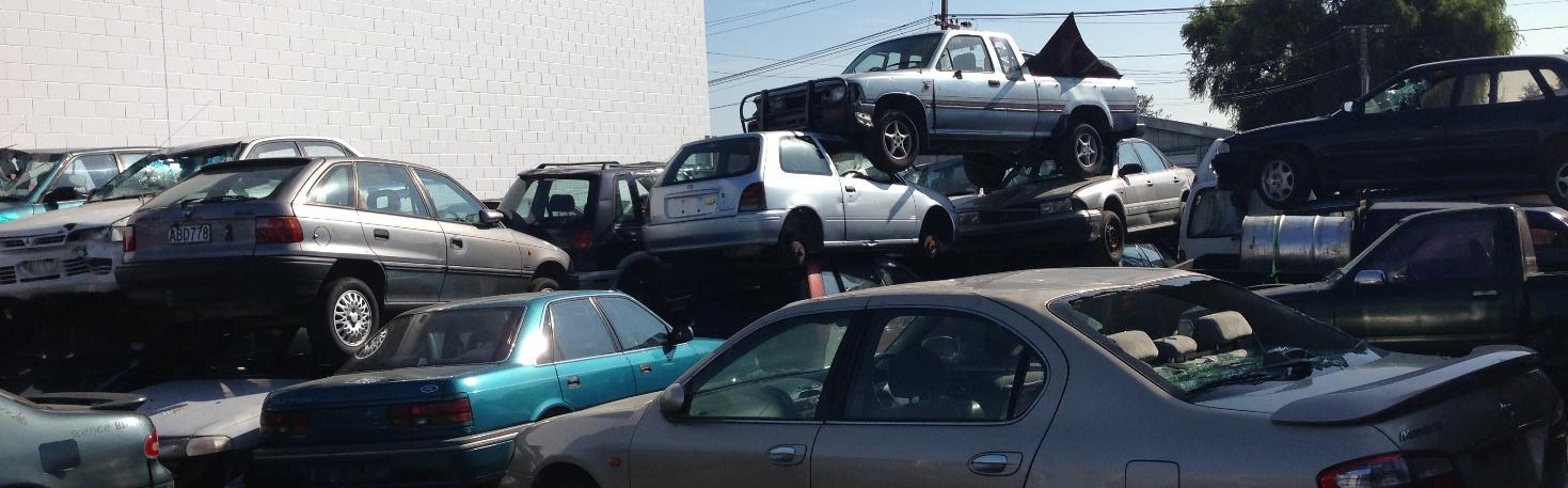 Car Wreckers Tauranga