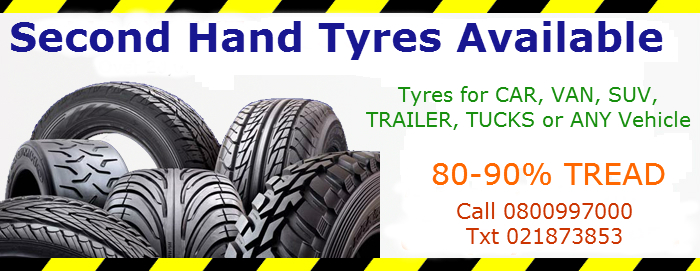 Second Hand Car Tyres Hamilton