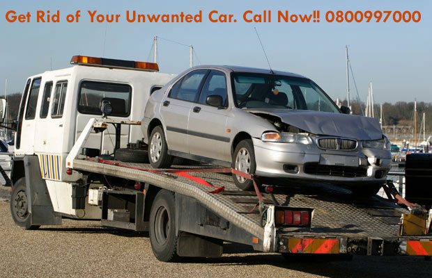 Unwanted Car Wreckers