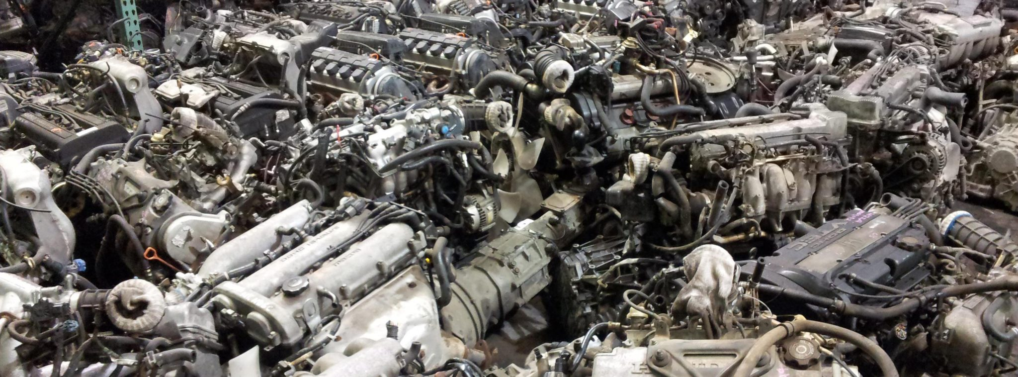 Used Engines Motors & Gearboxes